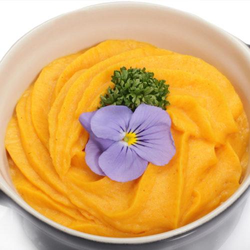 Mousse de carottes