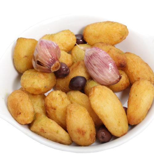 Pommes de terre sautées provençales