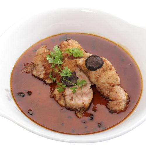 Ris de veau aux truffes