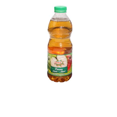 bouteille de jus de pomme