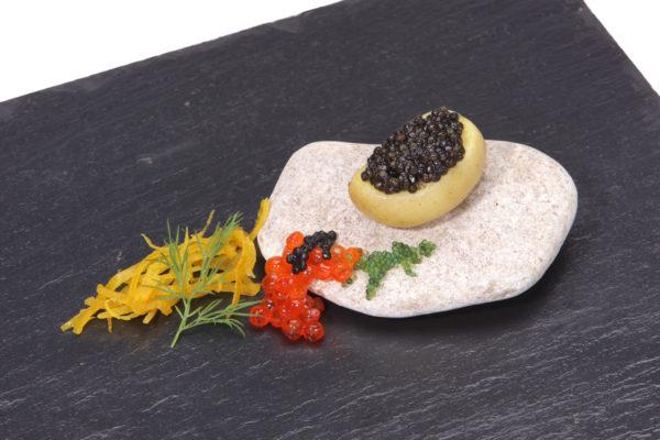 Agatha et caviar Baeri