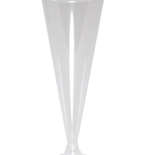Flûte à Champagne jetable