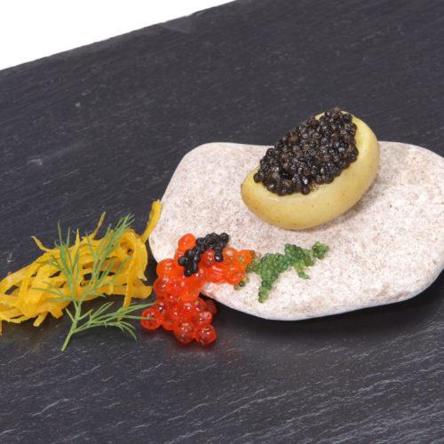 Caviar produit de luxe