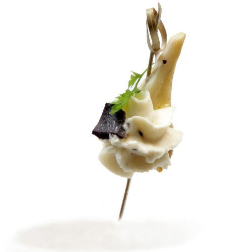 Pièce cocktail à la truffe