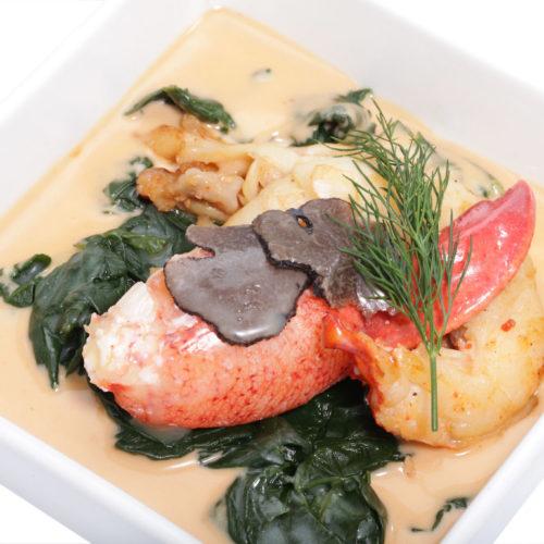 Cassolette de homard