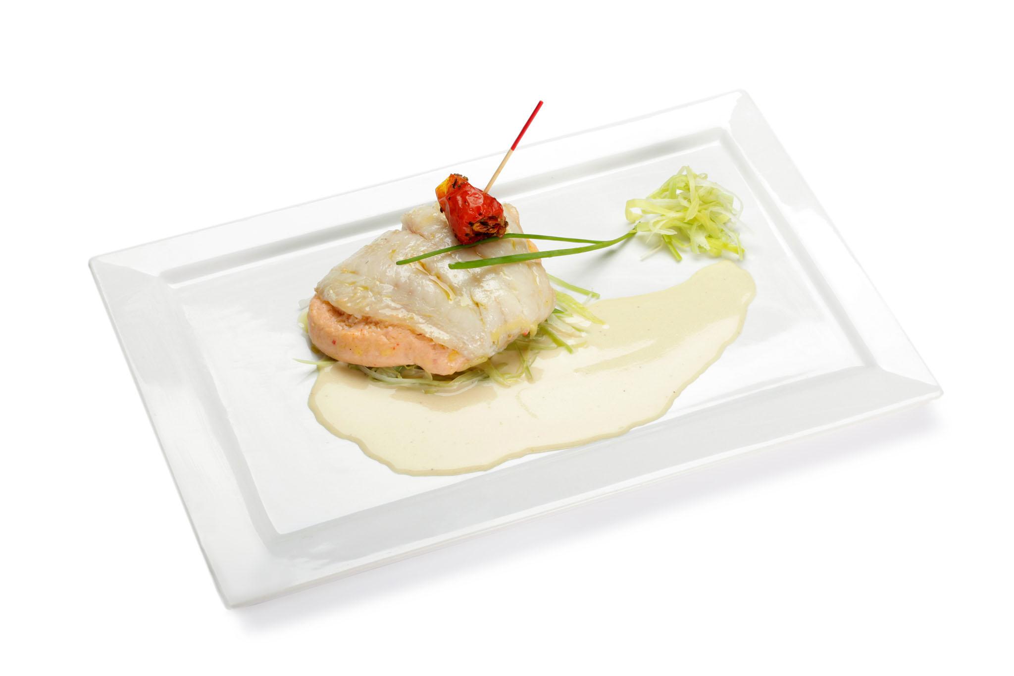 filet de rouget grondin souffl de homard sauce champagne boutique erisay traiteur. Black Bedroom Furniture Sets. Home Design Ideas