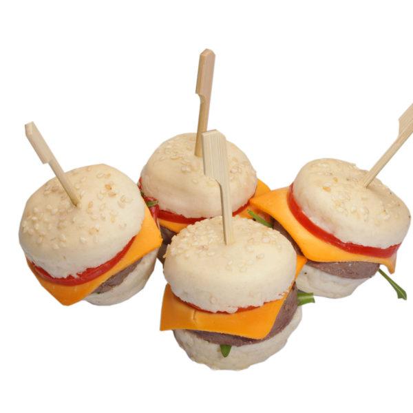 Mini burger / Fusettes