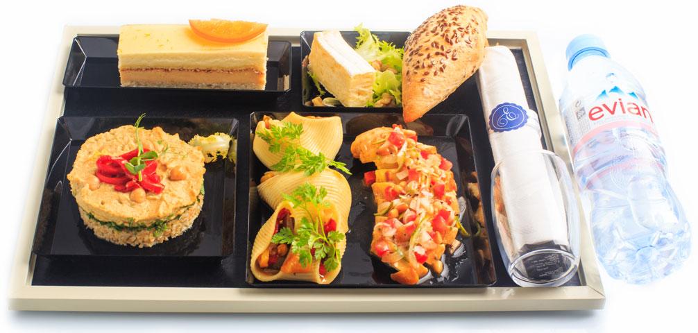 Plateaux repas complets