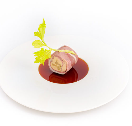 magret foie gras