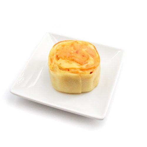 Gratin de patates douces au Cantal