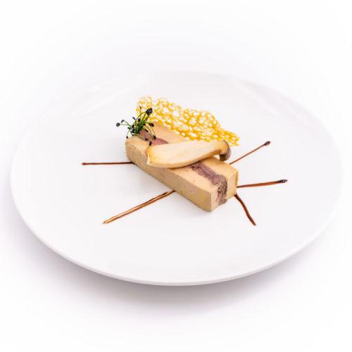 Foie gras et foie de volaille en association