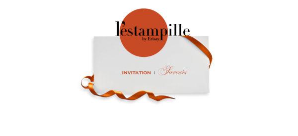 Bon cadeau Menu Restaurant Prestige Estampille