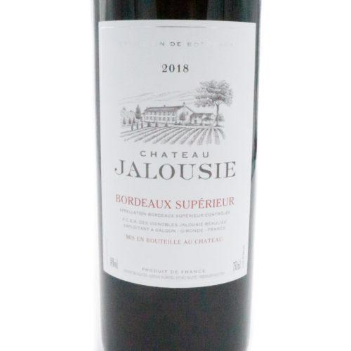 Bordeaux Château Jalousie