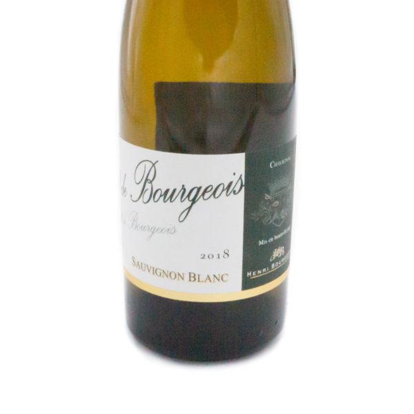 Vin Sauvignon Blanc Esprit de Bourgeois