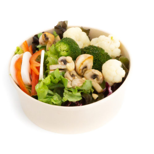 Buddha bowl veggie