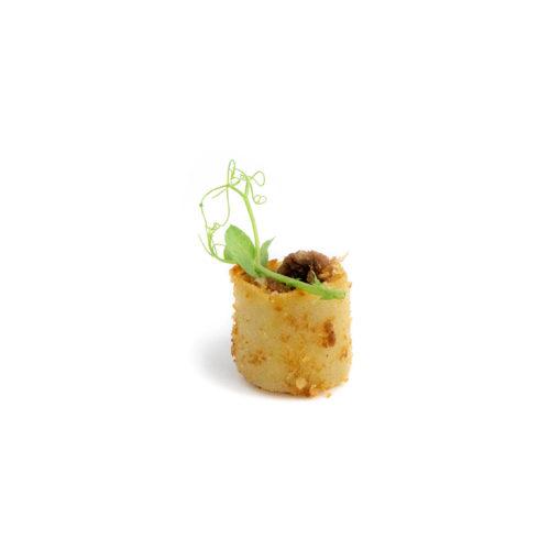 croustillant de canard aux 2 pommes