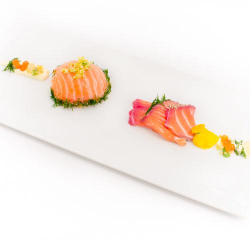 dome-detrilles-cremeux-yuzu-et-gravlax-menu-repas-romantique-saint-valentin-le-valentin