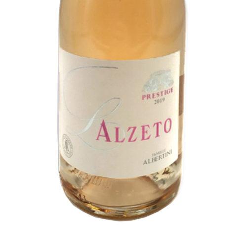 vin rosé l'alzeto prestige
