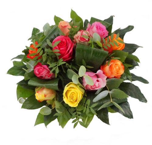 bouquet-fleur-menu-repas-romantique-saint-valentin