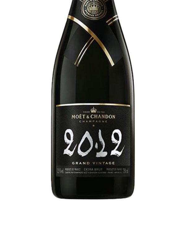 moët & chandon grand vintage 2012