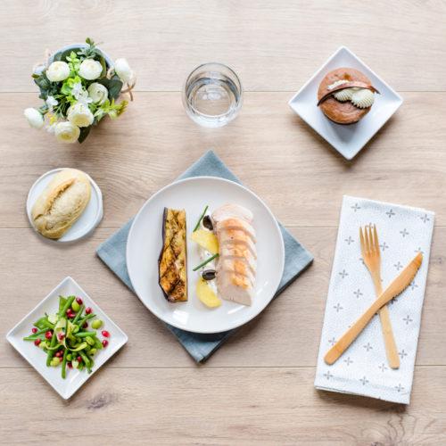 plateau repas sans gluten casablanca