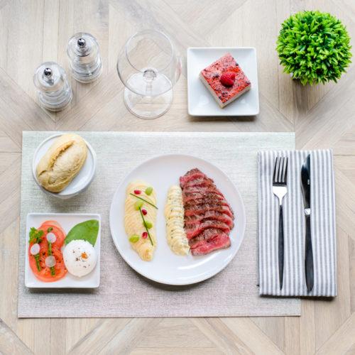 plateau repas viande estival