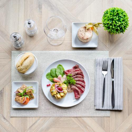 plateau repas viande le vernon
